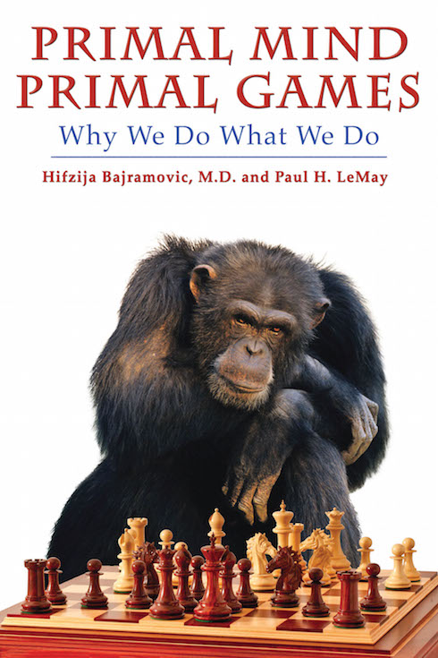 Primal Mind Primal Game Book 1 Cover