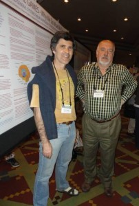 Paul and Hifzija at Science of Consciousness Conference, Tucson, Arizona, April 2012.